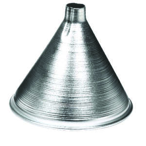 Harold's Kitchen Funnel 4 oz. Aluminum 4 in.