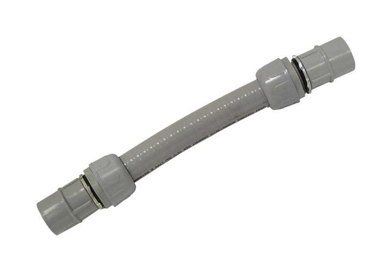 Cantex  1/2 in. Dia. PVC  Electrical Conduit Elbow