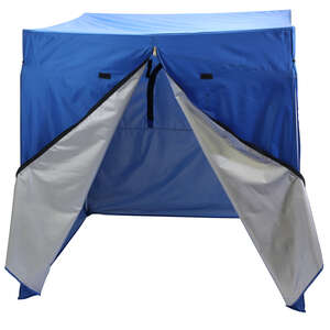 Quik Shade  Kids  Polyester  Canopy/Tent  45 in. W