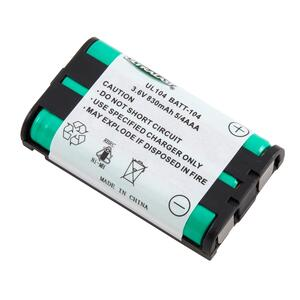 Ultralast  NiMH  AAA  3.6 volt Cordless Phone Battery  BATT-104  1 pk