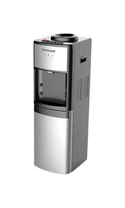 Honeywell  1 Gallon gal. Silver  Free-Standing Water Dispenser  Plastic