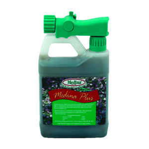 Medina Ag Products  Plus  Liquid  Organic Bud & Bloom Booster  1 qt.