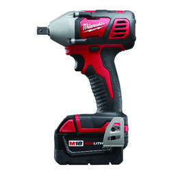 Milwaukee  M18  1/2 in. Cordless  Pin Detent  Impact Wrench with Detent Pin Anvil  Kit  18 volt 3 am