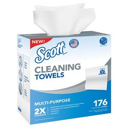 Scott  Paper  Cleaning Towels  176 count