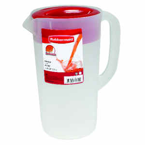 Rubbermaid  64 oz. Pitcher  Plastic