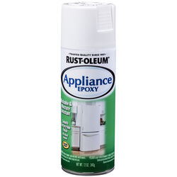Rust-Oleum Specialty Gloss White Oil-Based Appliance Epoxy 12 oz.