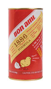 Bon Ami  1886 Original Formula  No Scent Cleaner  12 oz. Powder
