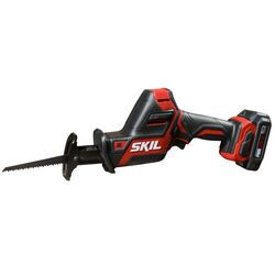 Skil  PWRCore 12  12 volt Cordless  Brushless  Compact Reciprocating Saw  Kit (Battery & Charger)