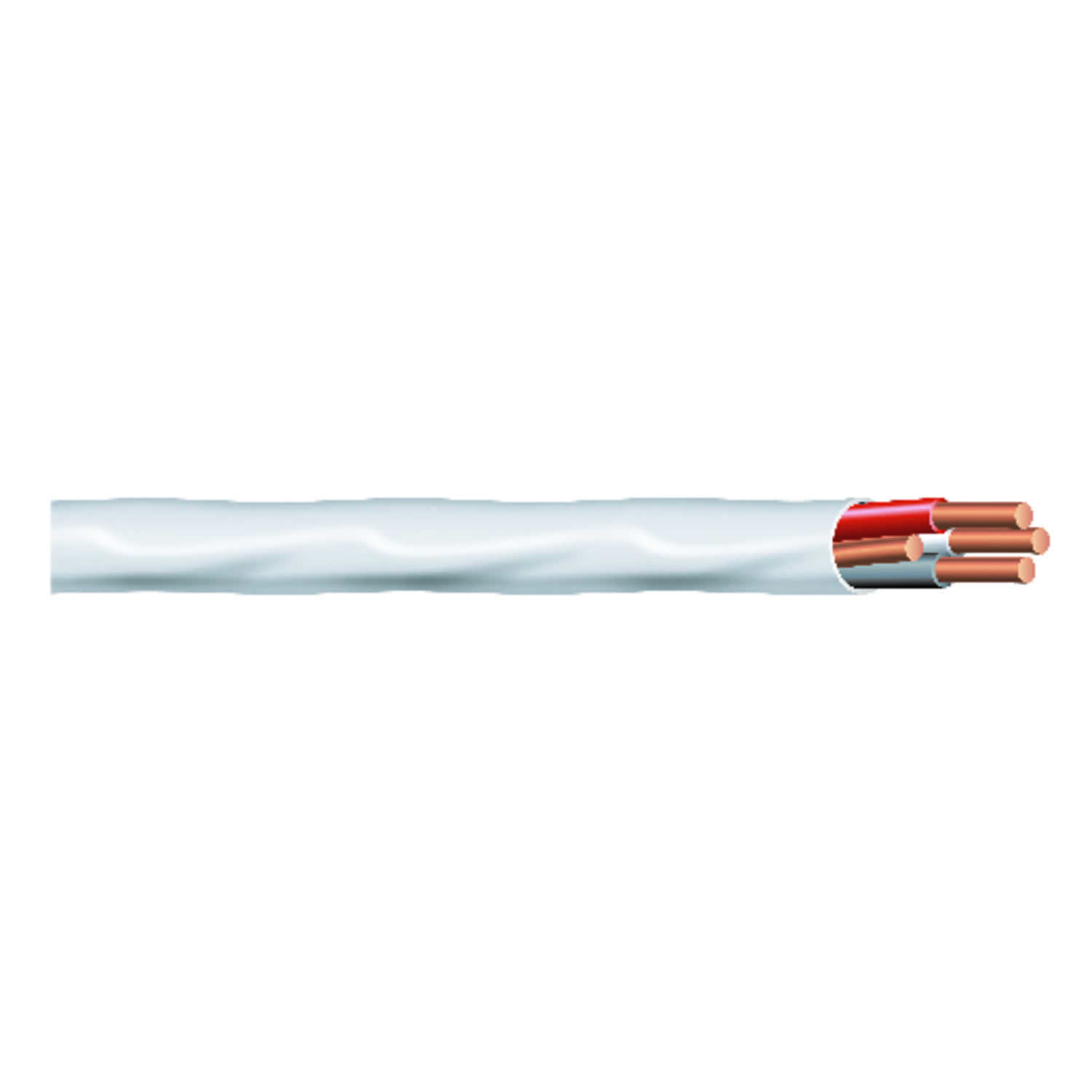 Southwire  100 ft. 14/3  Solid  Romex Type NM-B WG Non-Metallic  Wire