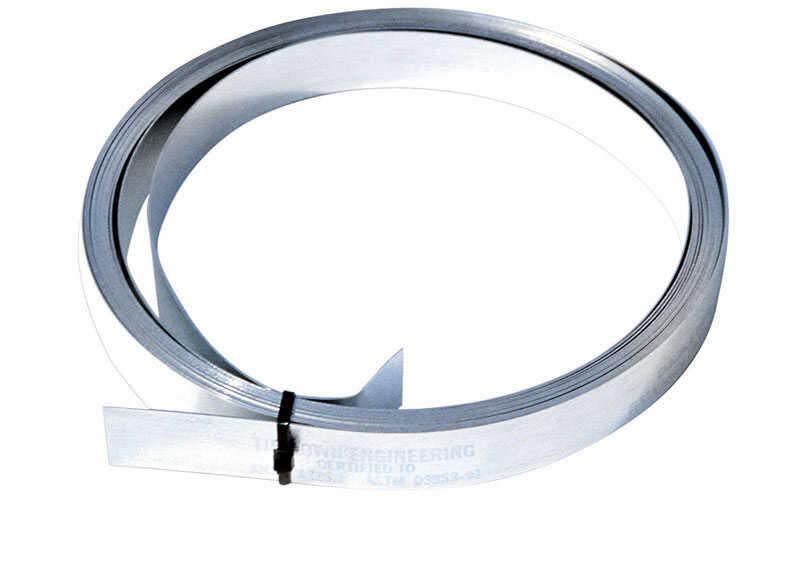 Tie Down Engineering Galvanized Strap - Ace Hardware