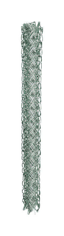 Yard Gard  48 in. H x 10 ft. L Galvanized  Silver  Metal  Chain Link Fabric Repair Roll