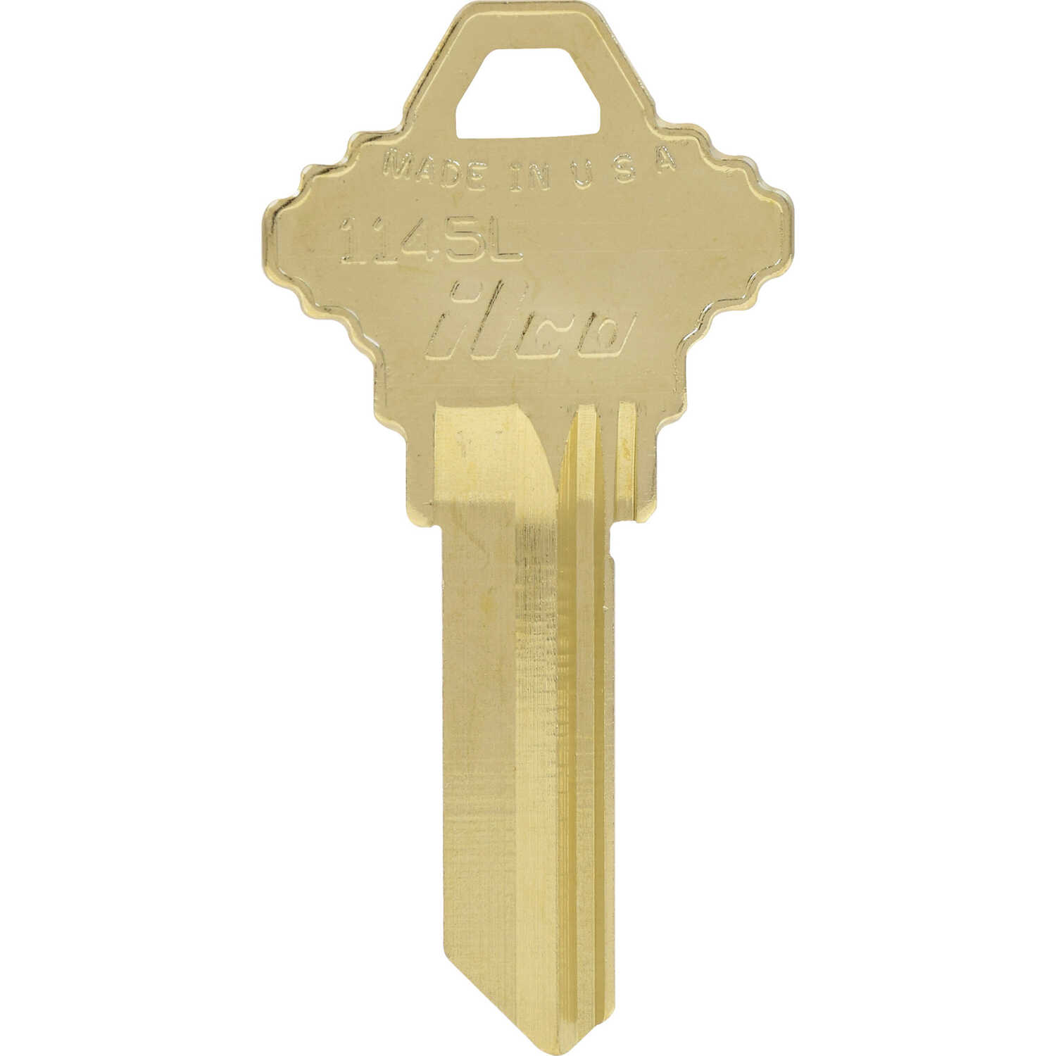 Hillman  KeyKrafter  House/Office  Universal Key Blank  2038  SC19  Single sided