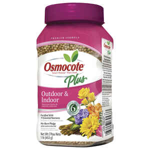 Osmocote  Outdoor & Indoor  Granules  Organic Plant Food  1 lb.