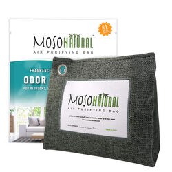 Moso Natural Moso Natural Unscented Scent Air Purifying Bag 600 gm Solid