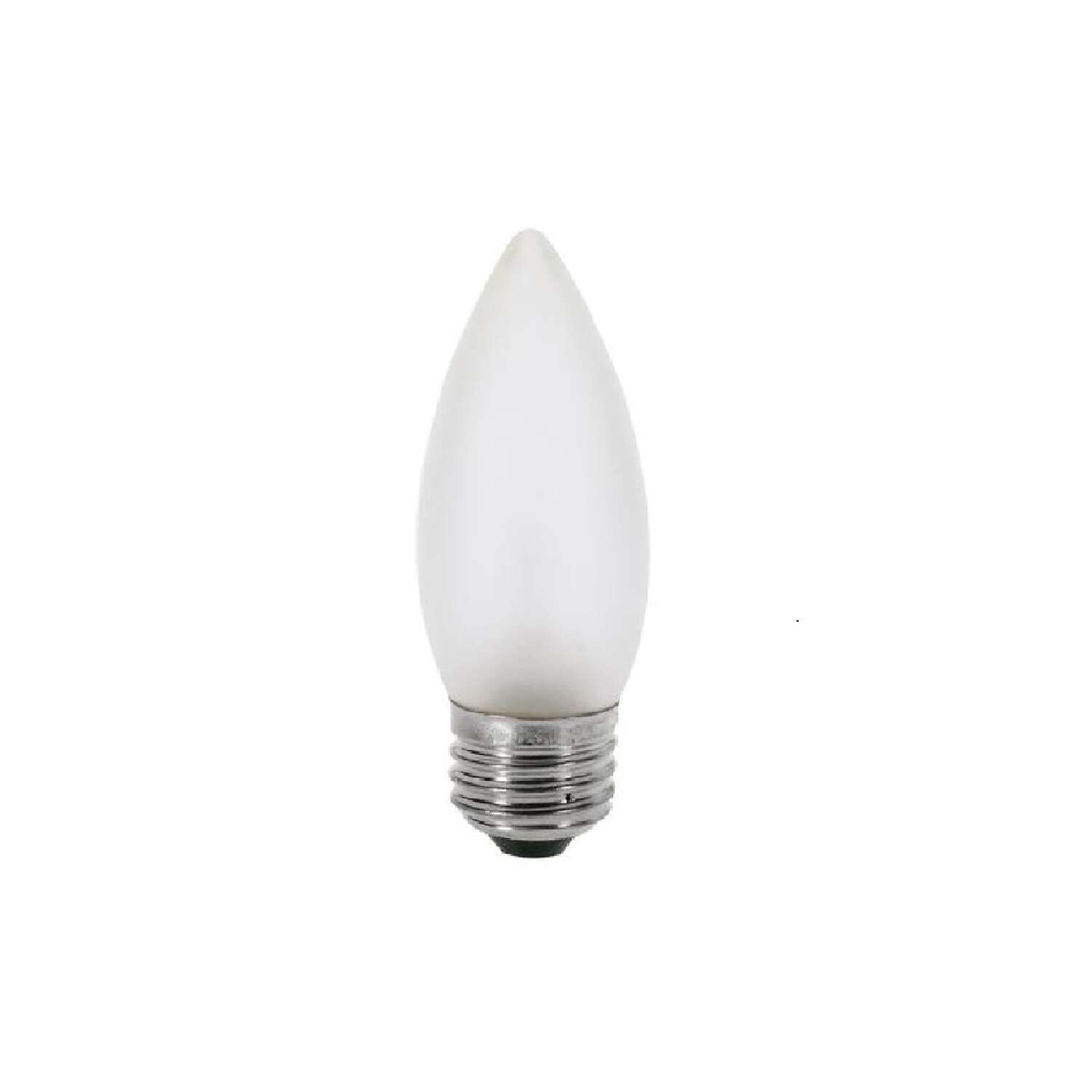 Satco  LED Filament  B11  E26 (Medium)  Filament LED Bulb  Warm White  40 Watt Equivalence 2 pk
