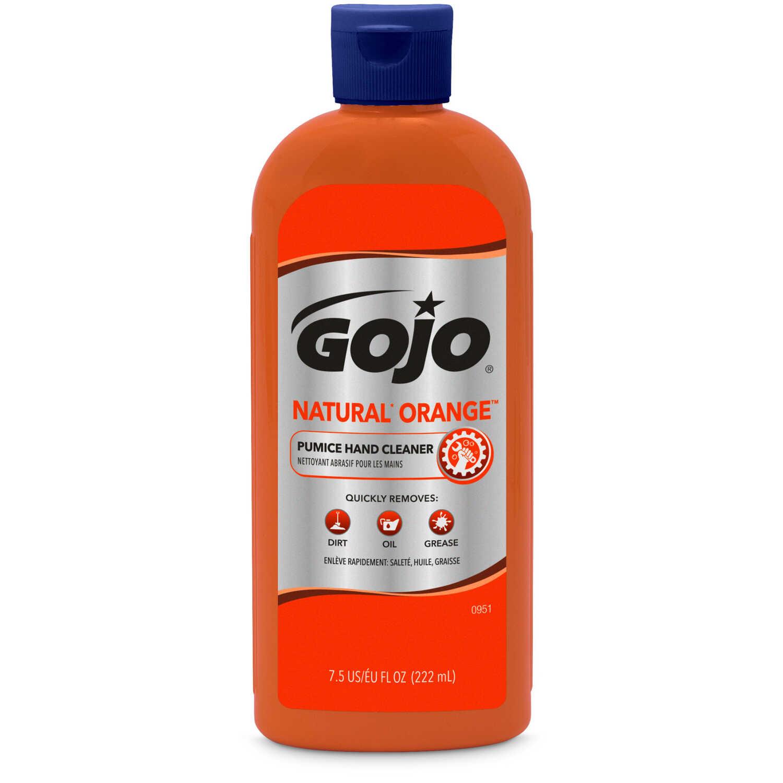 gojo natural orange scent pumice hand cleaner ace hardware