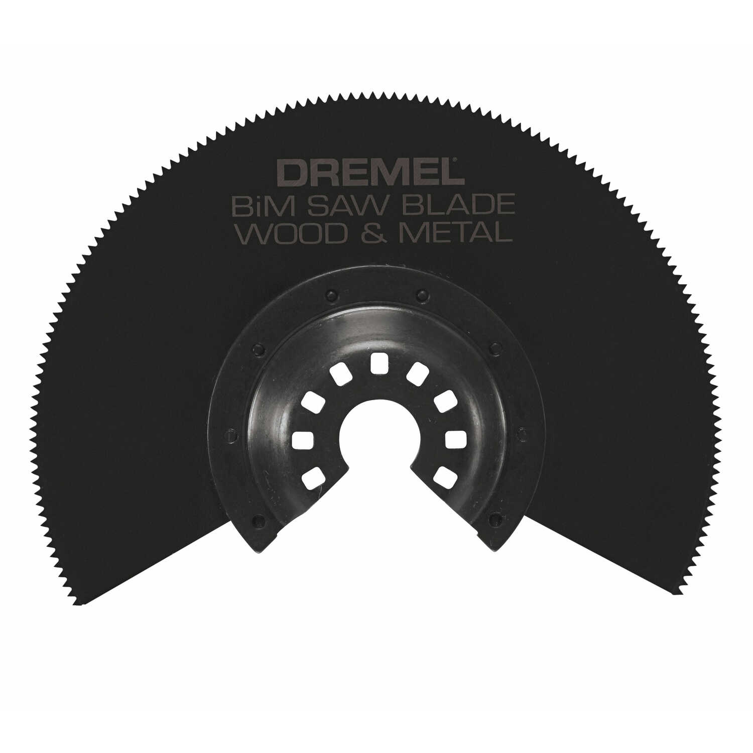 Dremel  3.5 in   x 3 in. L Bi-Metal  Drywall Saw Blade  1 pk