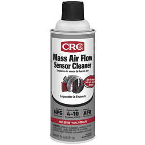 CRC  Chlorinated Mass Air Flow Sensor Cleaner  11 oz.