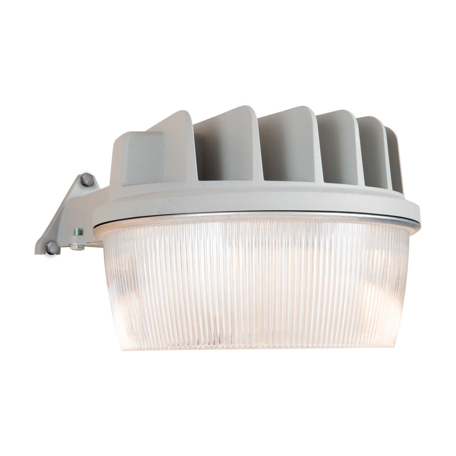 All Pro  Dusk to Dawn  Hardwired  LED  Gray  Area Light
