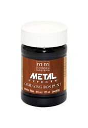 Modern Masters  Metal Effects  Iron  Water-Based  Oxidizing Paint  6 oz.