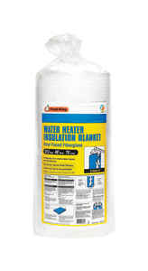 Frost King  48 in. Water Heater Insulation  75 in. L