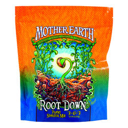 Mother Earth Root Down Plant Starter Mix 3-6-3 Hydroponic Plant Supplement 4.4 lb.