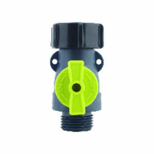 Ace  Plastic  Threaded  Male  Hose Shut-off Valve