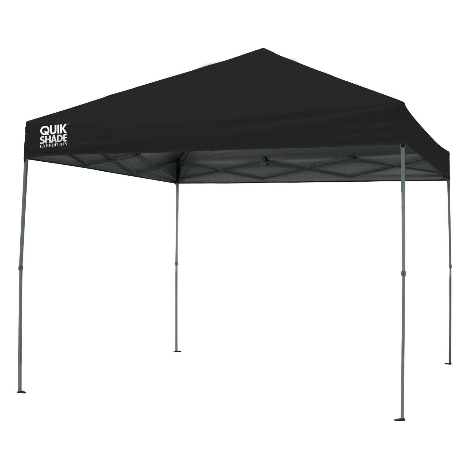 Quik Shade  Expedition  Polyester  Canopy  10 ft. W x 10 ft. L