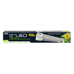 Feit Electric  LED Grow Light  12 in.