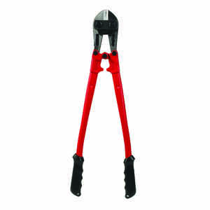Ace  24 in. Bolt Cutter  Red  1 pk