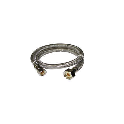 Plumb Pak  48 in. Stainless Steel  Faucet Supply Line