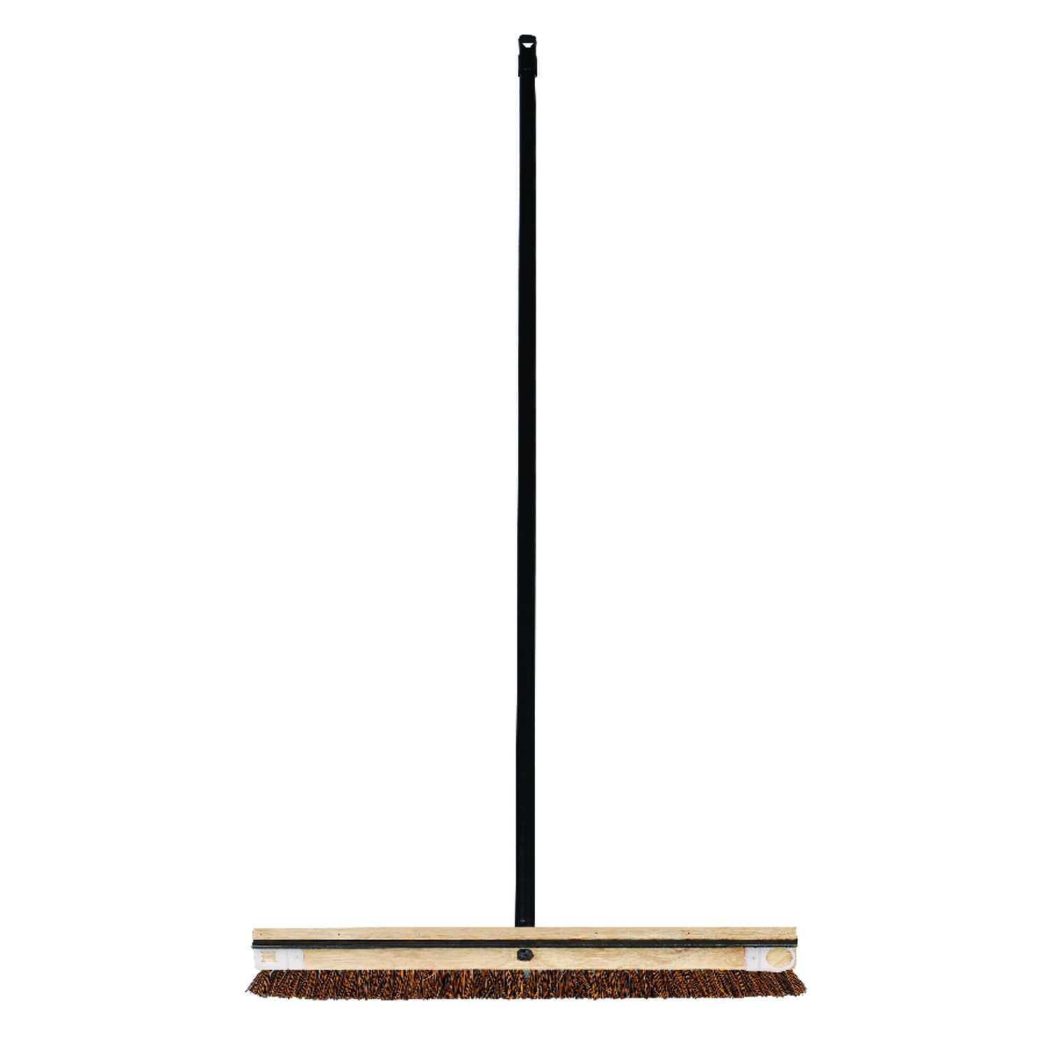 DQB  24 in. W Wood  Brush