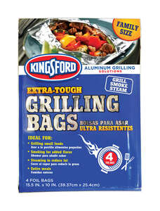 Kingsford  Aluminum  Grilling Bags