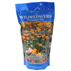 Ferry-Morse  Sunny Meadow  Seed Mix  1 pk