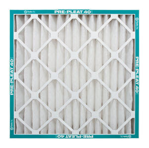 AAF Flanders  20 in. W x 24 in. H x 4 in. D Synthetic  8 MERV Pleated Air Filter