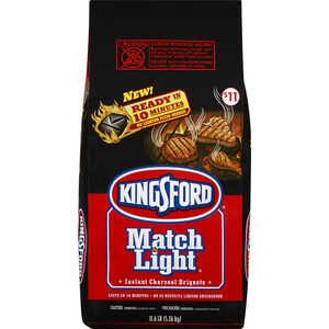 Kingsford  Match Light  Original  Charcoal Briquettes  11.6