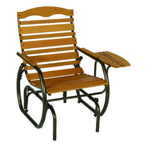 Jack-Post  Country Garden  Country Garden  Steel  1 person  Hi-Back Glider