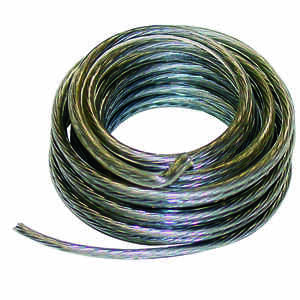 OOK  Plastic Coated  Picture Wire  50 lb. 1 pk Stainless Steel