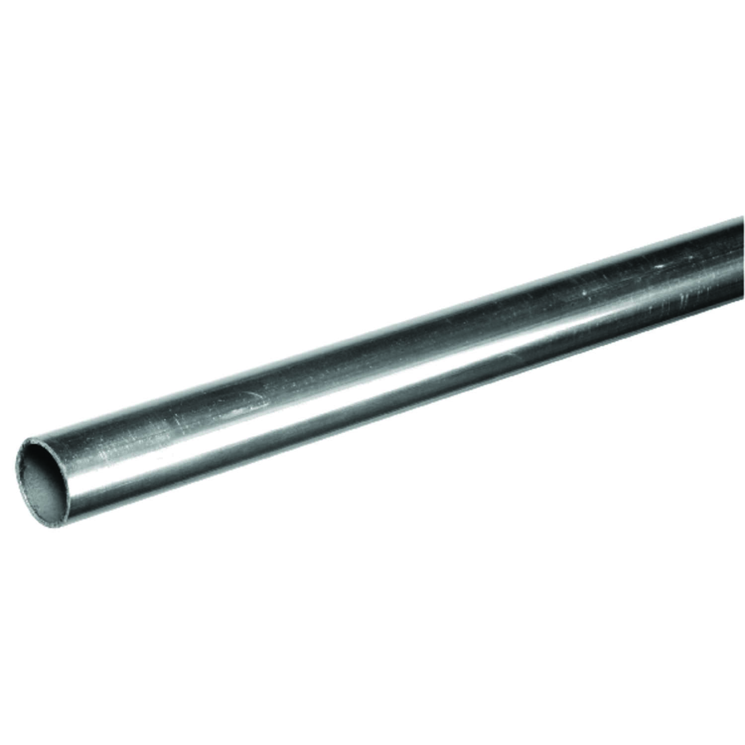 Boltmaster  3/4 in. Dia. x 6 ft. L Round  Aluminum Tube