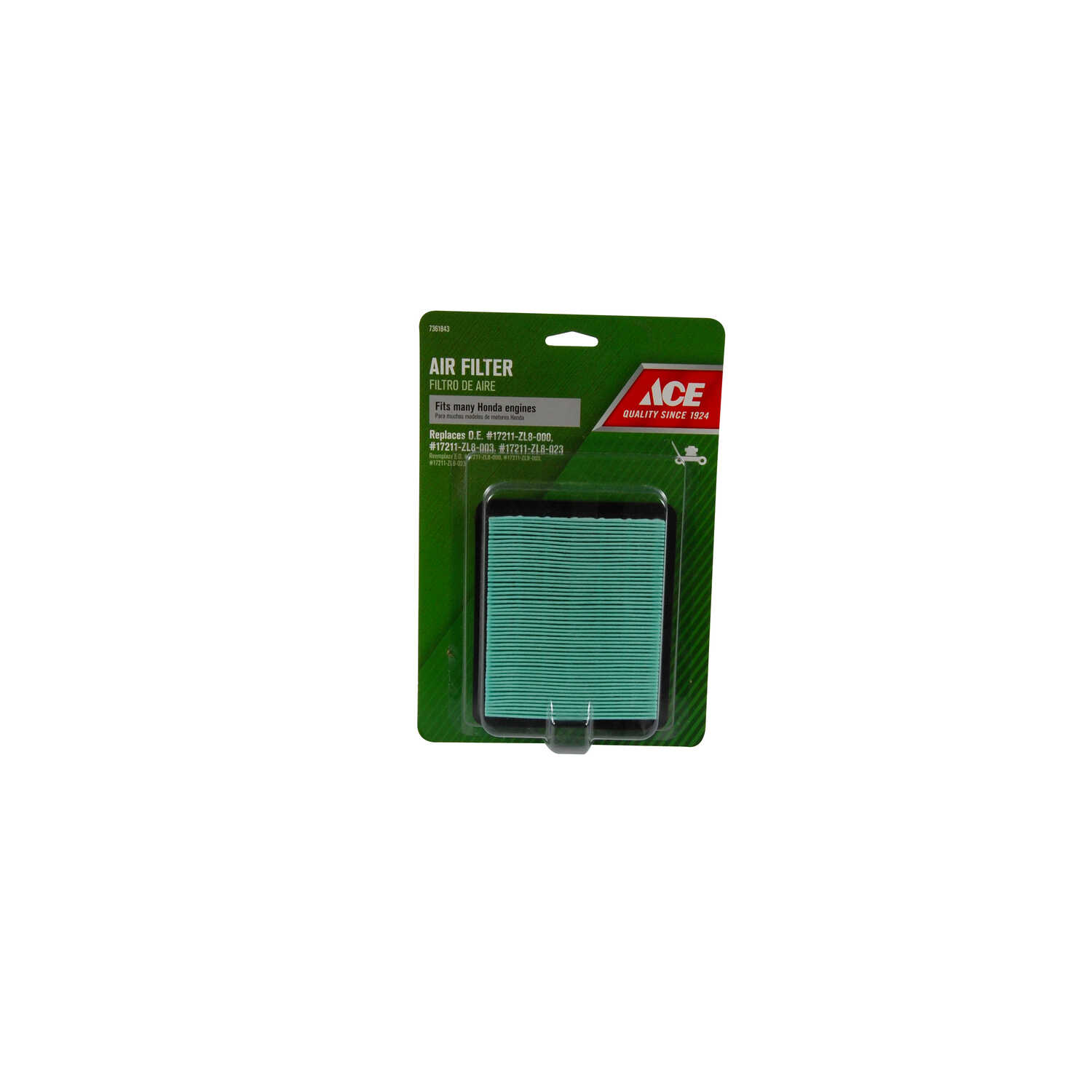 Ace Small Engine Air Filter - Ace Hardware