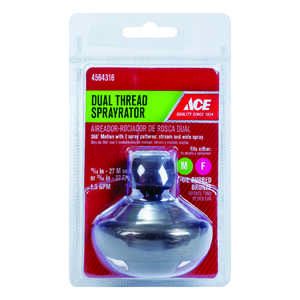 Ace  Swivel Sprayrator  15/16 in.  x 55/64 in.  Oil-Rubbed Bronze