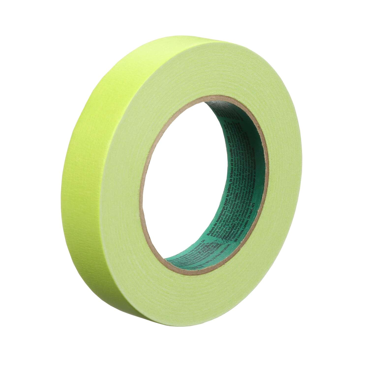 Scotch  60 yd. L x 1.41 in. W Green  High Strength  Masking Tape  1 pk