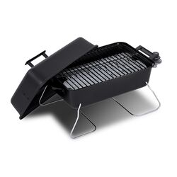 Char-Broil  Liquid Propane  Table Top  Grill  Black  1