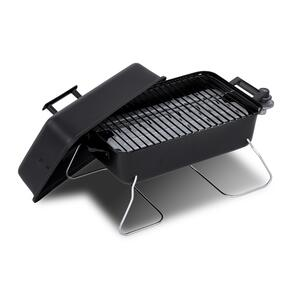 Char-Broil  Liquid Propane  Table Top  1 burners Black  Grill