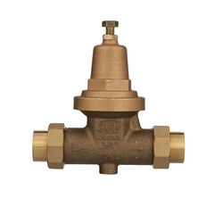 Zurn 3/4 in. FNPT Bronze Pressure Reducing Valve FNPT 1 pc.