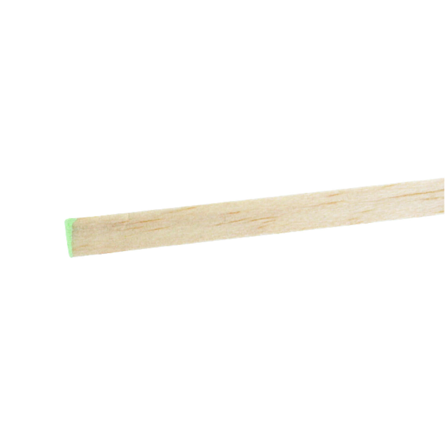 Midwest Products  1/2 in. W x 3 ft. L x 1/8 in.  Balsawood  Strip  #2/BTR Premium Grade