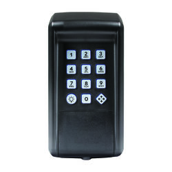 Mighty Mule 12 volt Wireless DC Powered Digital Key Pad