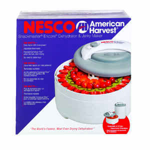 Nesco  White  White  4  Snackmaster Encore Food Dehydrator  6.1