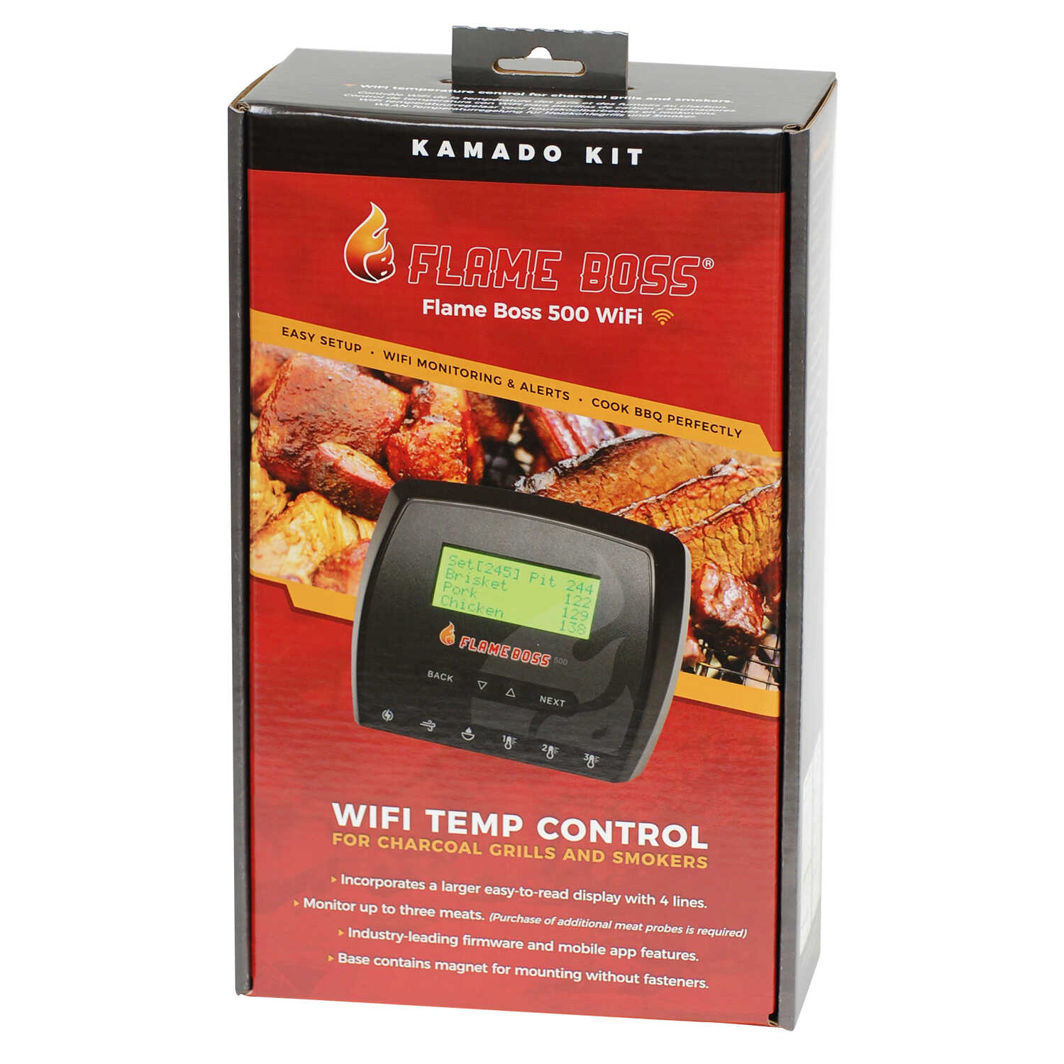 Flame Boss  Digital  WiFi Grill Temerature Control