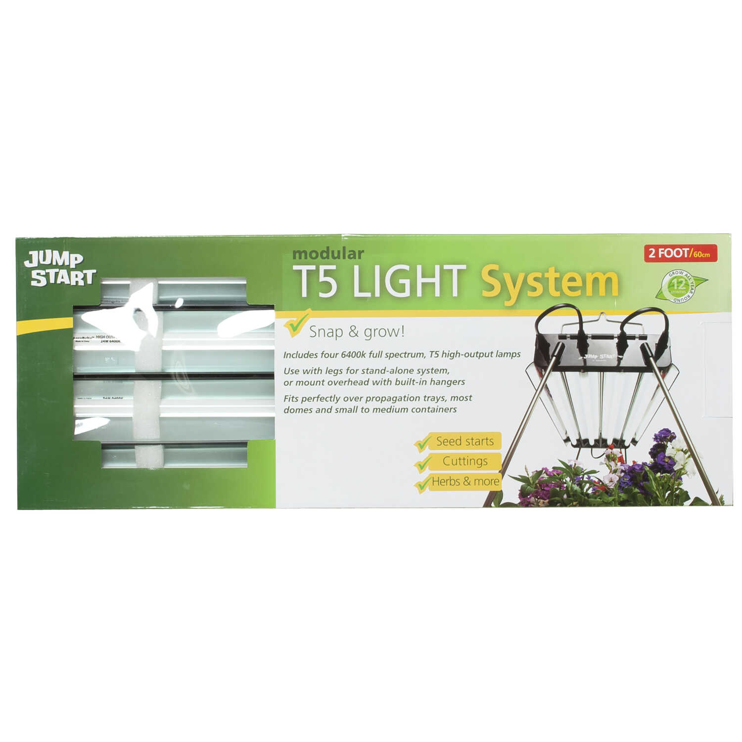Hydrofarm  Jump Start  Light System
